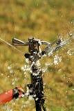 l'eau d'arroseuse Image libre de droits