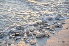 L'eau d'océan photo libre de droits