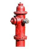 L'eau d'offre de bouche d'incendie Photos libres de droits