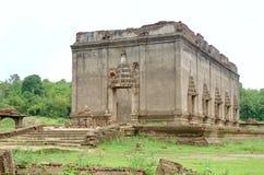 L'eau d'onder de temple Images libres de droits