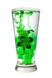 L'eau d'oxalide petite oseille Image libre de droits