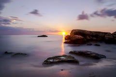 L'eau dans Ibiza Photo stock