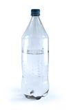 L'eau dans la bouteille photos libres de droits