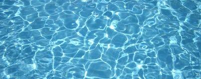 L'eau dans le regroupement Photographie stock libre de droits