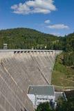 l'eau de barrage Image stock