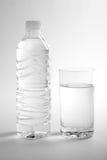 L'eau de bouteille Image libre de droits