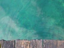 L'eau de ciel Images stock