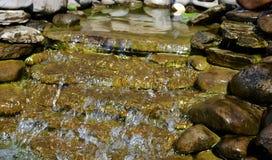 L'eau de crique Photo libre de droits