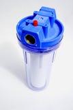 l'eau de filtre Photographie stock