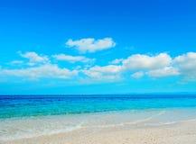 L'eau de Fiume Santo Photos libres de droits