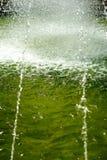 L'eau de fontaine Image libre de droits