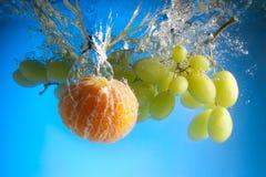l'eau de fruits Image libre de droits
