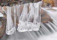 L'eau de glace Photographie stock libre de droits
