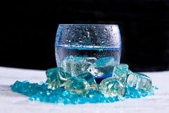 L'eau de glace Image libre de droits