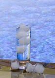 L'eau de la durée image stock
