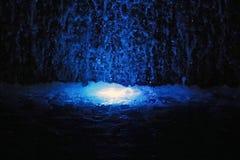 L'eau de Lit Photographie stock libre de droits