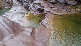 L'eau de montagne Image libre de droits