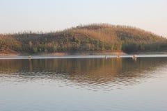 L'eau de montagne Images libres de droits