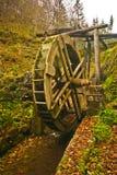 l'eau de moulin Photos stock