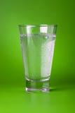 l'eau de pétillement Image libre de droits