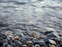 l'eau de pierres image libre de droits
