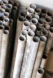 l'eau de pipes Photographie stock