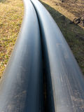 l'eau de pipes images libres de droits