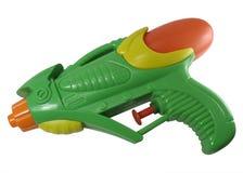 l'eau de pistolet Images libres de droits