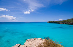 l'eau de point de vue de turquoise Photographie stock libre de droits