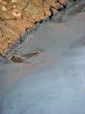 l'eau de pollution Photo libre de droits