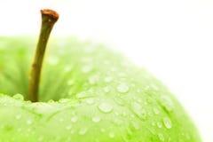 l'eau de pomme Photos libres de droits
