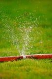 l'eau de pulvérisation Photos stock