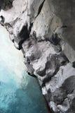 l'eau de roche images libres de droits