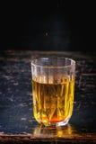 L'eau de safran Photo libre de droits