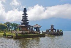 l'eau de temple Images stock