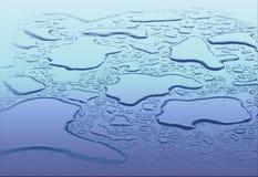 l'eau de vecteur de baisse Image libre de droits