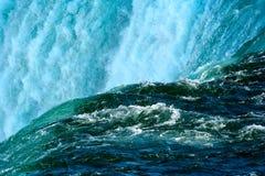 L'eau en baisse Photo libre de droits