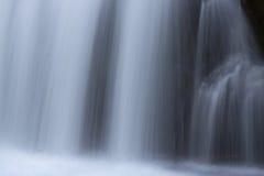 L'eau en baisse Image libre de droits