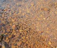 L'eau en pierre Photos libres de droits