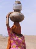 L'eau est rare Images libres de droits