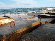 L'eau et mer Images libres de droits