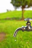 L'eau et nature Photo libre de droits