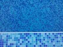 L'eau et parapluies Image libre de droits