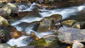 L'eau et pierre Photo libre de droits