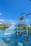 L'eau et piscine Photographie stock libre de droits