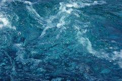 L'eau faisante rage Photos stock