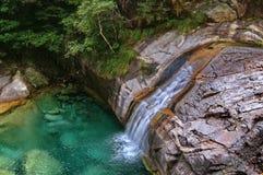 L'eau fall-1 Photo stock