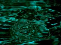 L'eau foncée Images stock