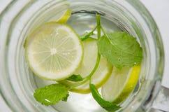 L'eau fraîche de boissons Image libre de droits