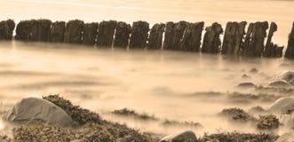 L'eau fumeuse Image libre de droits